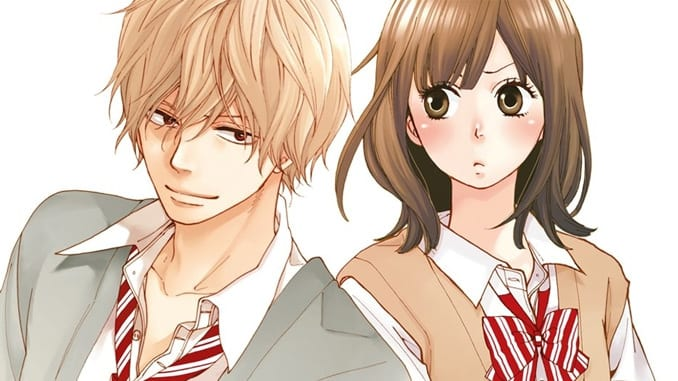Anime über ein mädchen erpresst jungen in dating